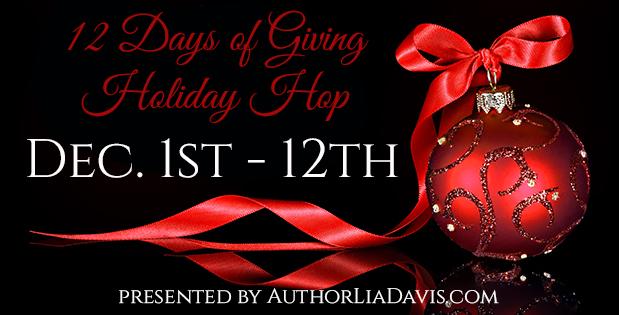 Lia Davis Blog Hop banner